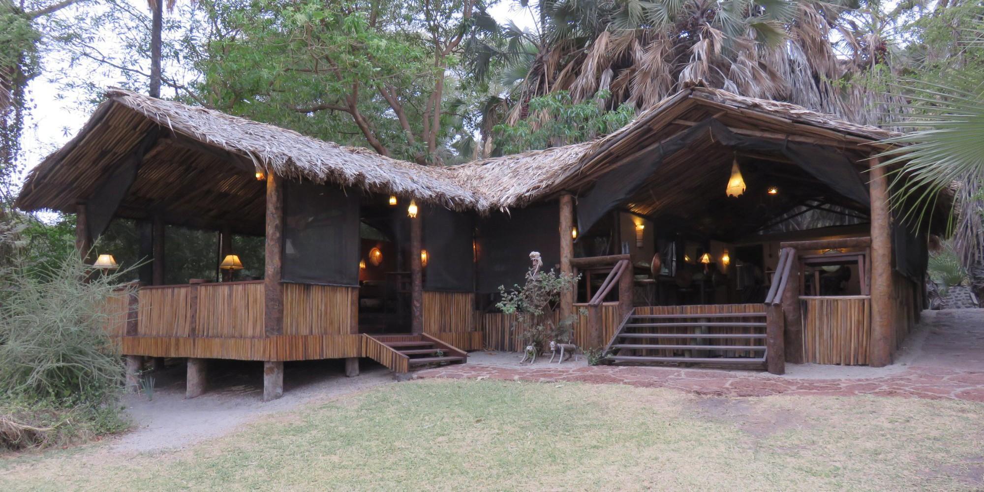 Kisimangeda lodge Lake Manyara